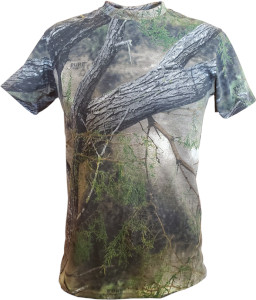 Pure Mesquite Men's Shortsleeve All Cotton Camo T-Shirt