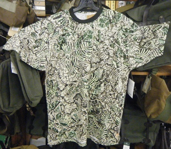 Brush Country  Camo T-Shirt Short /sleeve BCC103